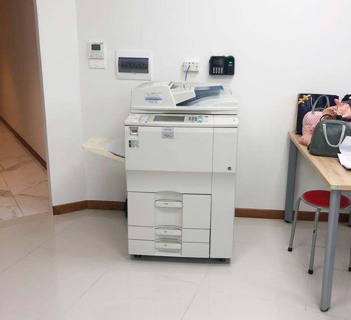 Cho thuê máy photocopy Ricoh MP 5000 tại Quận Hai Bà Trưng, Hà Nội