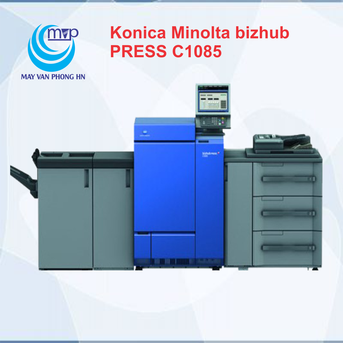 Konica Minolta Bizhub PRESS C1085