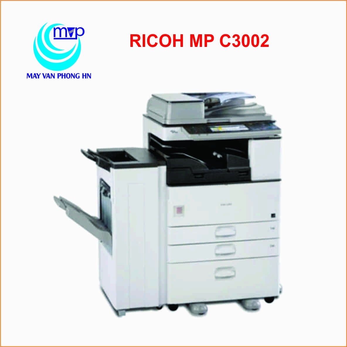 RICOH MP C3002