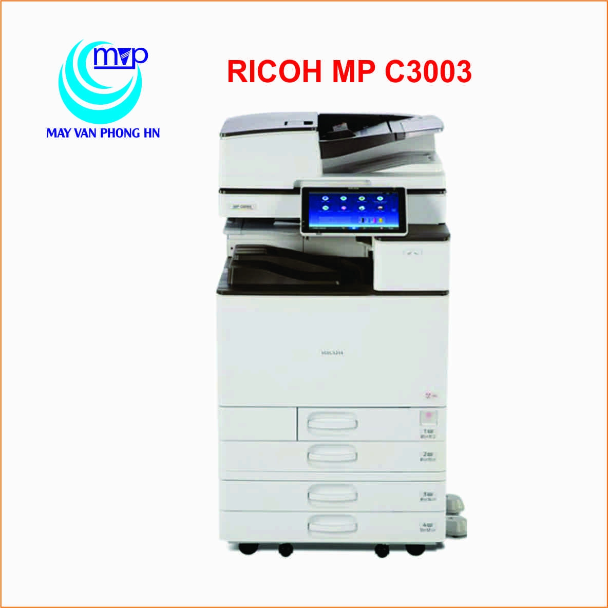 RICOH MP C3003