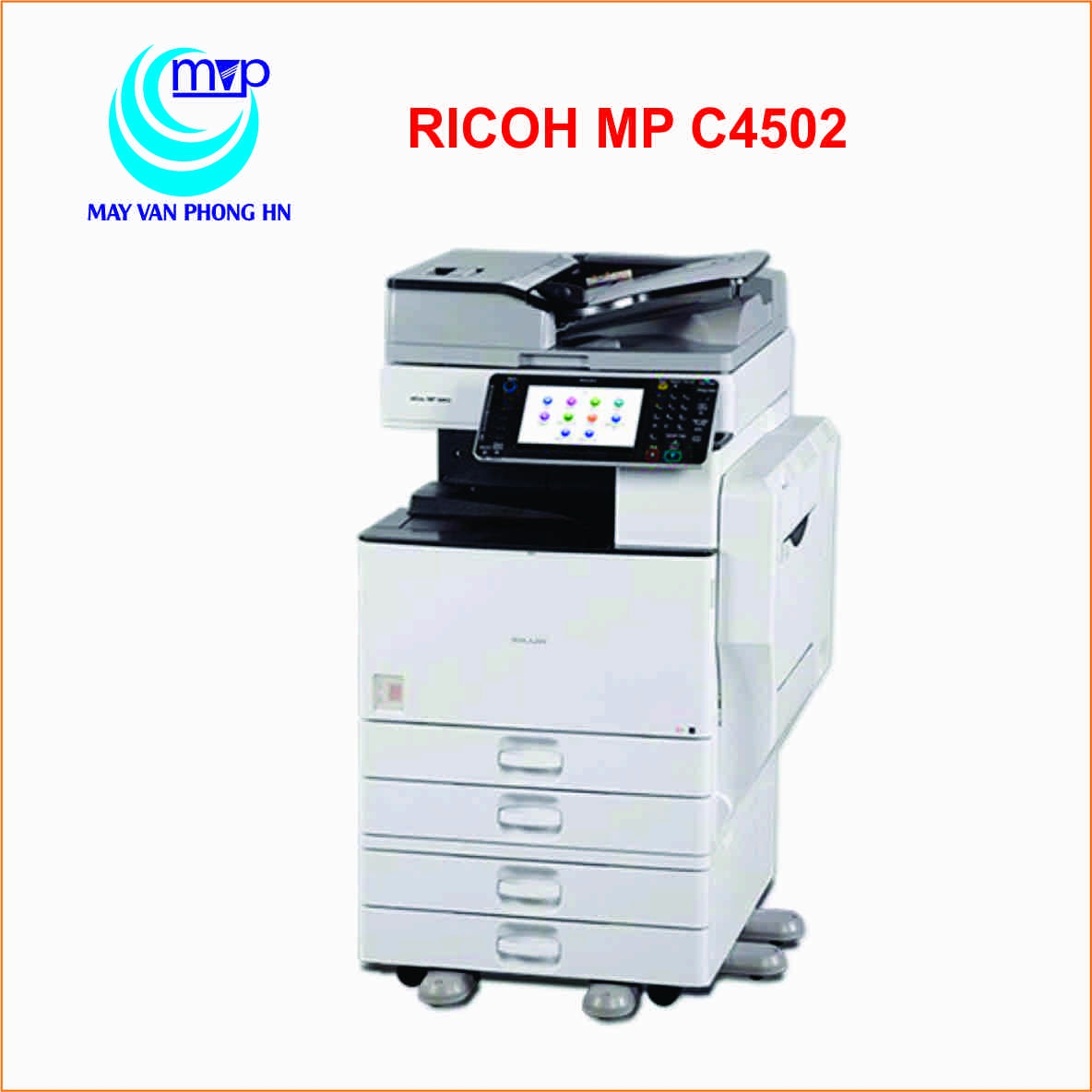 RICOH MP C4502