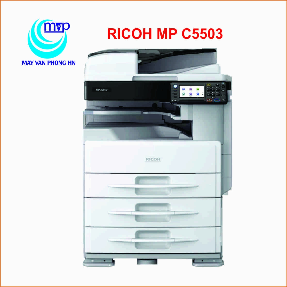 RICOH MP C5503