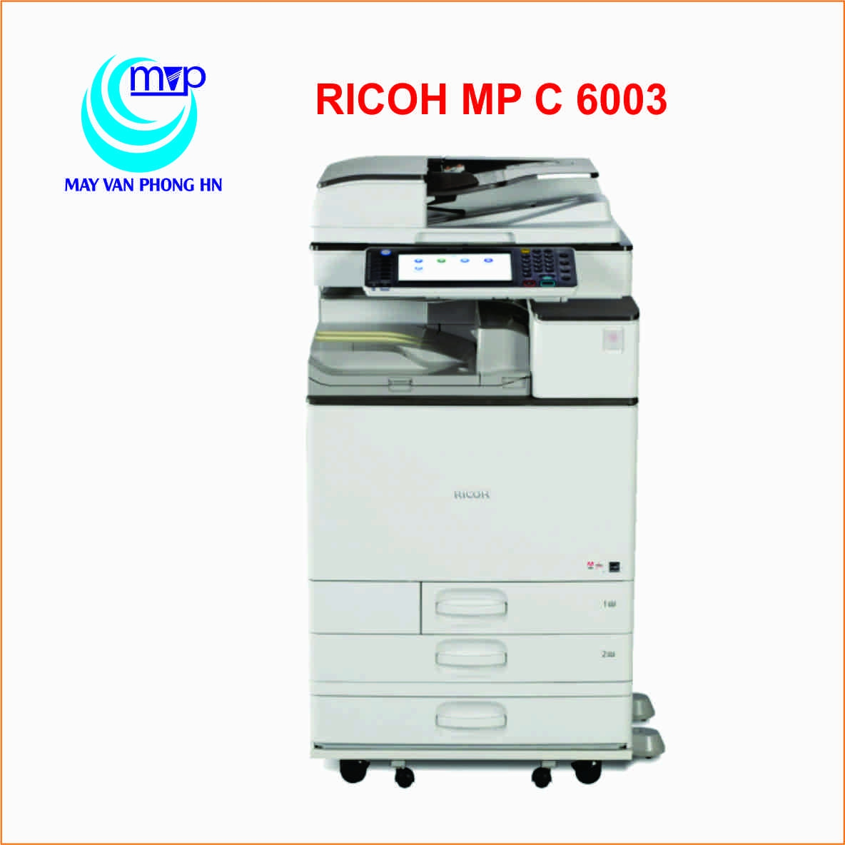 RICOH MP C 6003