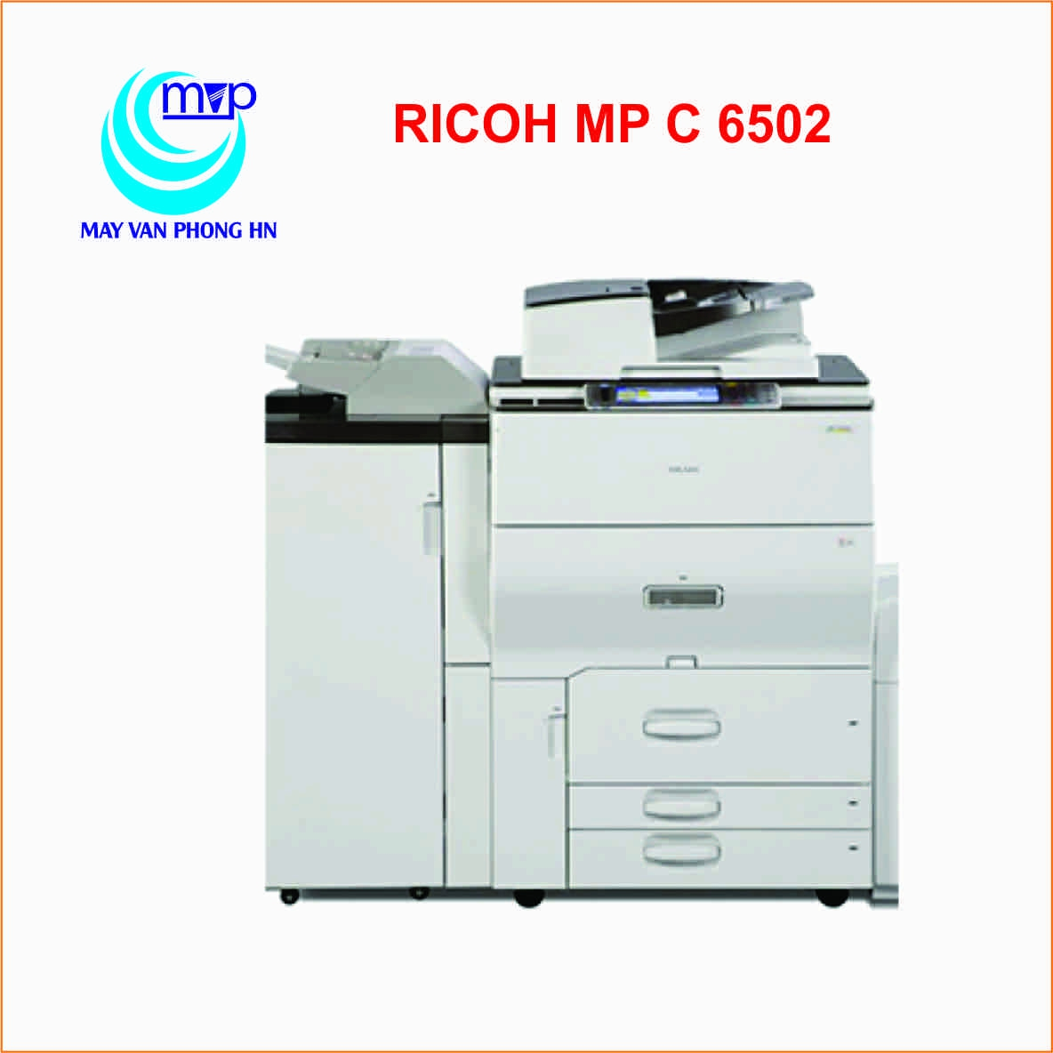 RICOH MP C 6502