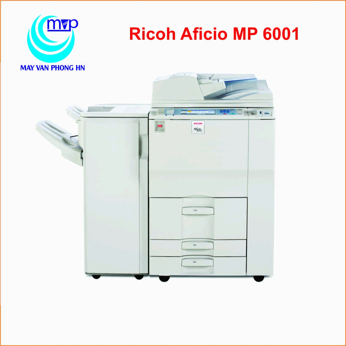 Ricoh Aficio MP 6001