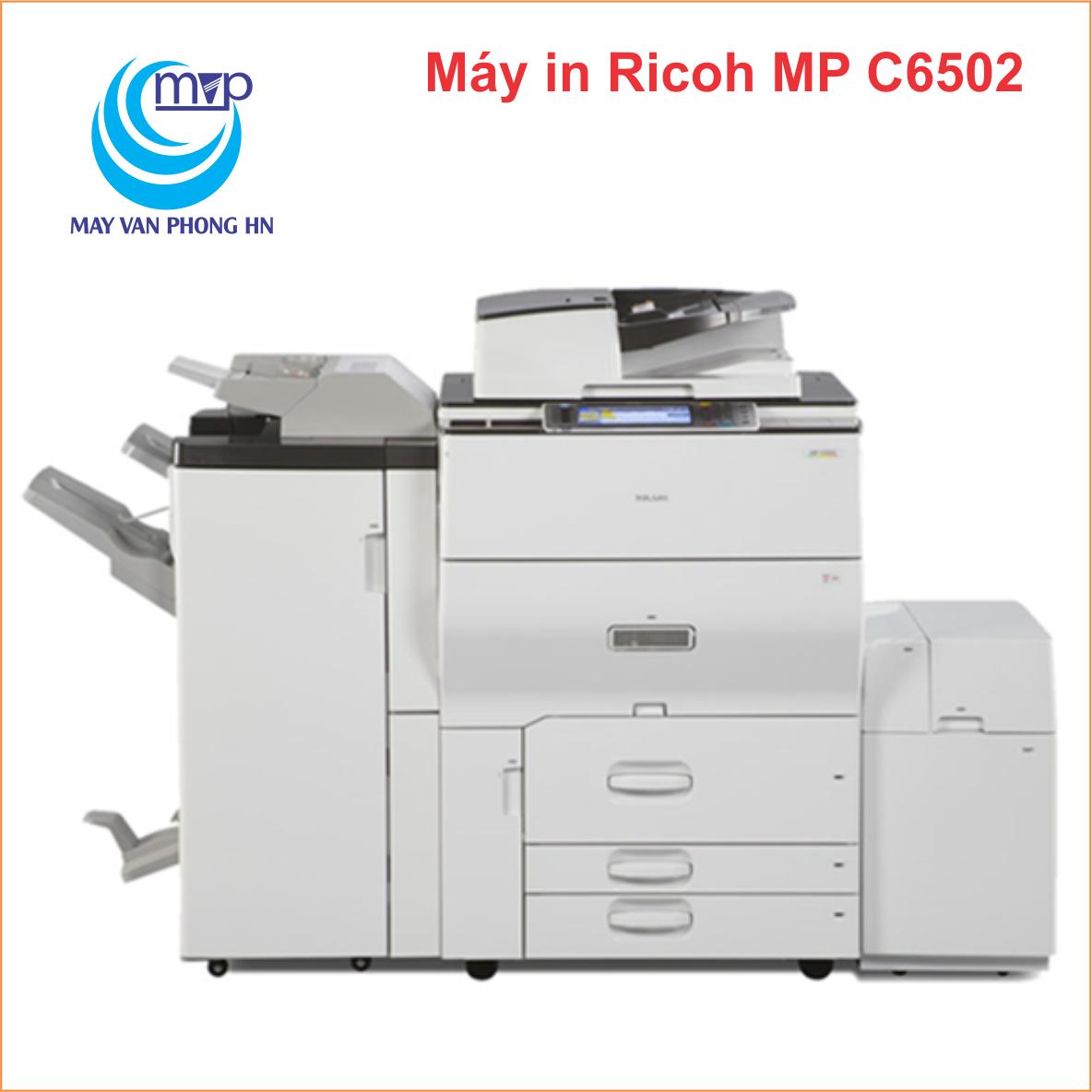 Máy in Ricoh MP C6502
